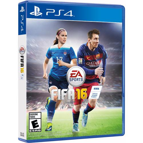 Electronic Arts  FIFA 16 (PS4) 73454