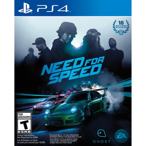 Electronic Arts  Need for Speed (PS4) 36861