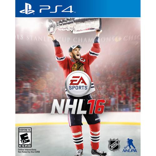 Electronic Arts  NHL 16 (PS4) 36879
