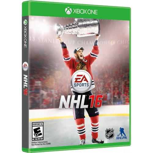Electronic Arts  NHL 16 (Xbox One) 73403