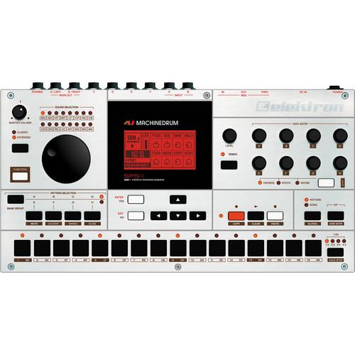 Elektron Machinedrum SPS-1 MKII Drum MACHINEDRUM SPS-1 MKII