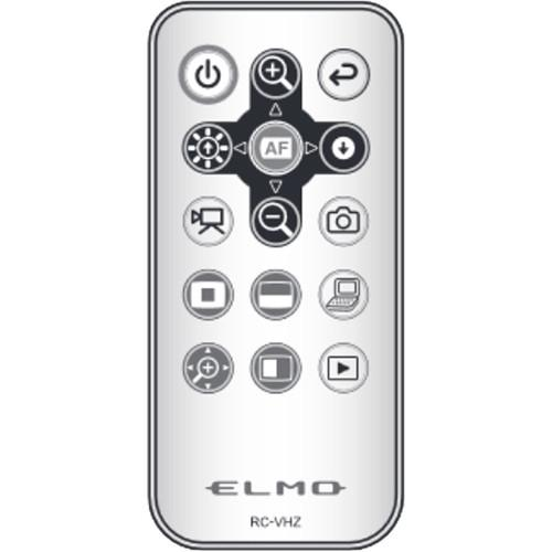 Elmo RC-VHZ IR Replacement Remote Control for TT-12iD 4K21325