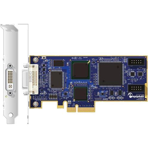 Epiphan DVI2PCIe PCIe x4 Video Capture Card ESP0465