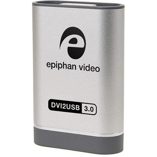 Epiphan DVI2USB 3.0 DVI/VGA/HDMI to USB 3.0 Video Grabber