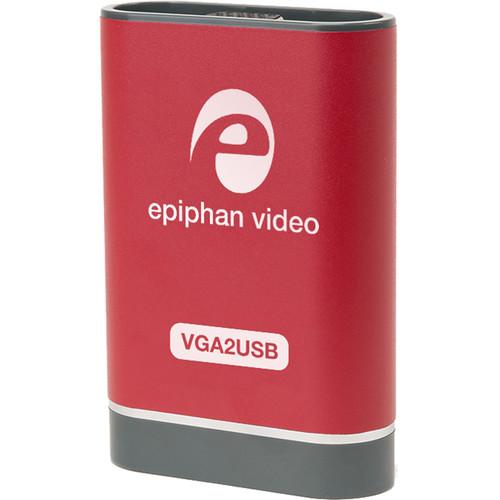 Epiphan  VGA2USB VGA Video Grabber ESP0420