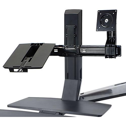Ergotron WorkFit Conversion Kit: Dual to LCD & Laptop 97-617