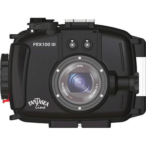 Fantasea Line FRX100 III Underwater Housing and Sony Cyber-shot