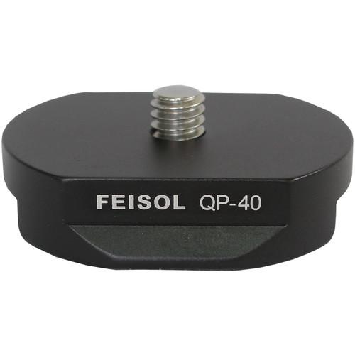 FEISOL  QP-40 Quick-Release Plate QP40