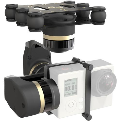 Feiyu MiNi 3D 3-Axis Aircraft Gimbal for GoPro GM-3DA