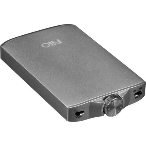 Fiio A3 - Portable Headphone Amplifier (Silver) A3S