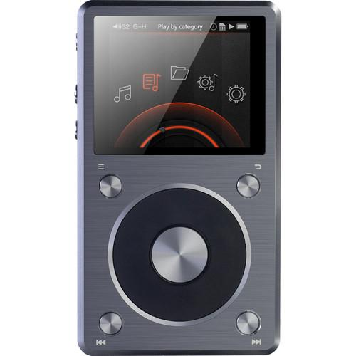 Fiio X5 (2nd Gen) Portable High-Resolution Audio Player X5-II