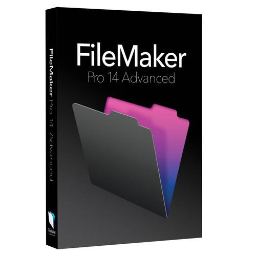 FileMaker FileMaker Pro 14 Advanced (Upgrade Edition) HH2C2LL/A