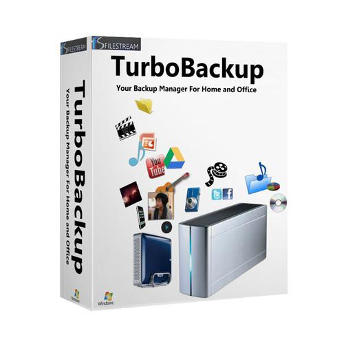 FileStream TurboBackup 9.1 Twin Pack for Windows FSTB9100EN1201