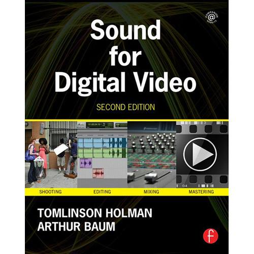 Focal Press Book: Sound for Digital Video 9780415812085