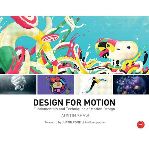 Focal Press  Design for Motion 9781138812093