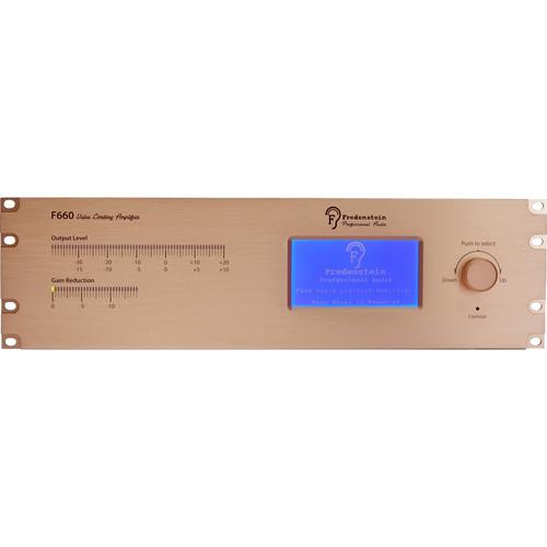 Fredenstein  F660 Limiting Amplifier F660