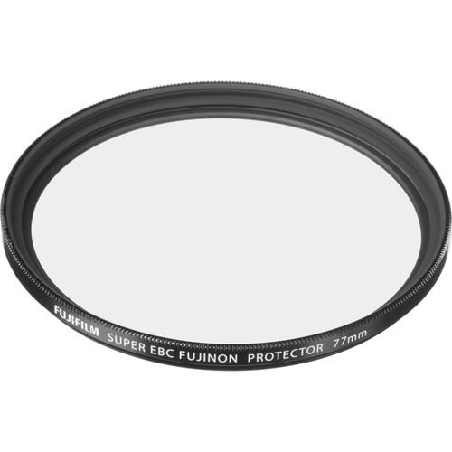 Fujifilm 77mm Protector Filter for Fujifilm XF 16-55mm 16443101
