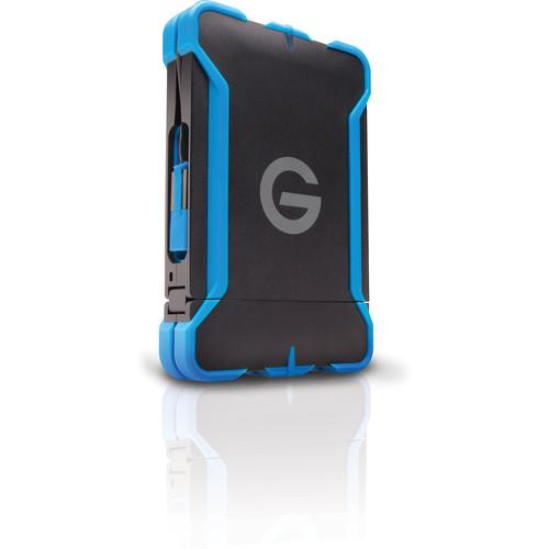 G-Technology ev USB 3.0 Rugged All-Terrain Case 0G04294
