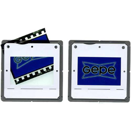 Gepe 24 x 36mm CS System Hinged Slide Mounts for 35mm 457055
