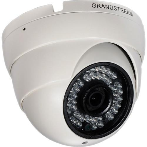 Grandstream Networks 3.1MP Fixed 3.6mm Outdoor Dome GXV3610_FHD