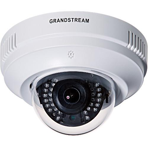 Grandstream Networks Fixed 2.8mm Indoor Dome IP GXV3611_IR_HD