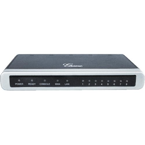 Grandstream Networks GXW4008 FXS 8-Port Analog Gateway GXW4008