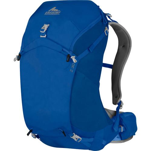 Gregory Mens Z 30 Medium Backpack (30 L, Marine Blue) GM74847