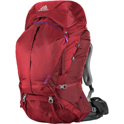 Gregory Women's Deva 70 Medium Backpack (74L, Red) GM75095