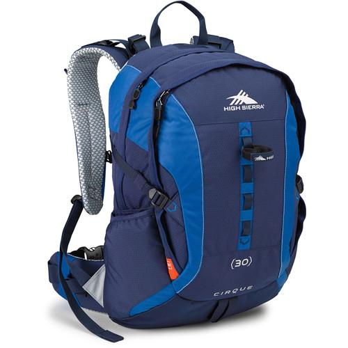 High Sierra Cirque 30 Day Pack (Royal / Navy) 58440-4200
