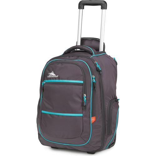 High Sierra  Rev Wheeled Backpack 58420-0725