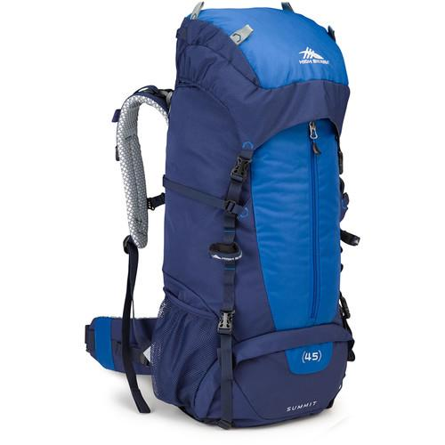 High Sierra Summit 45 Internal Frame Pack 58450-4200