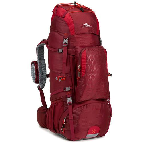 High Sierra Titan 55 Internal Frame Pack 62421-4417