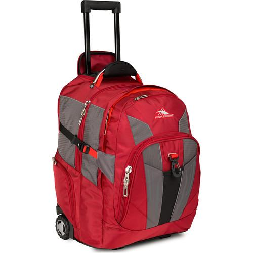 High Sierra  XBT Wheeled Backpack 58002-4179