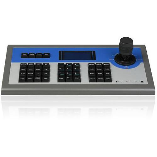 Hikvision 3-Axis Joystick RS-485 Keyboard with LCD DS-1003KI