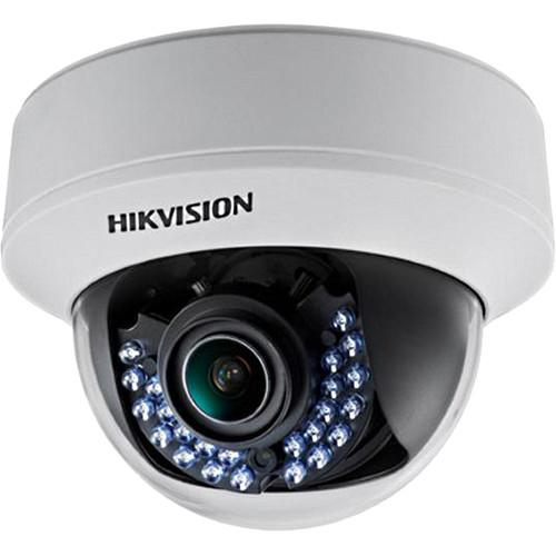 Hikvision TurboHD 720p Analog Outdoor Dome DS-2CE56C5T-AVPIR3