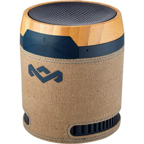 House of Marley Chant BT Portable Bluetooth Wireless EM-JA008-NV