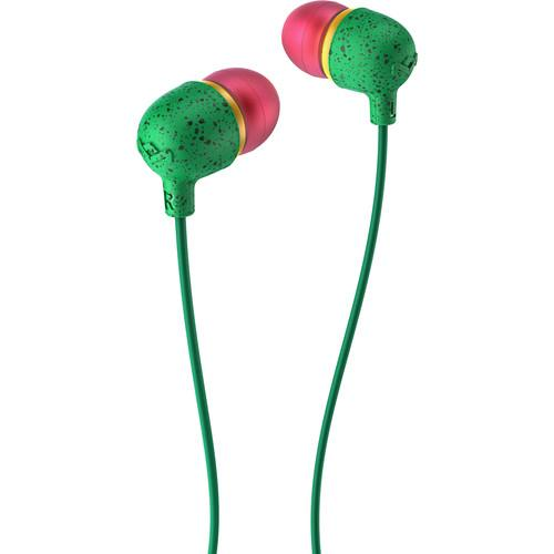 House of Marley Little Bird In-Ear Headphones (Rasta)