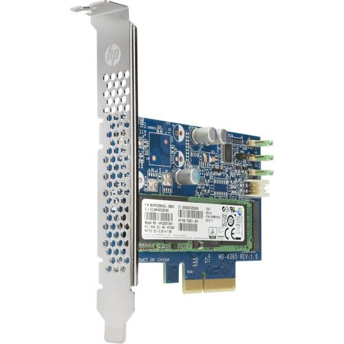 HP  256GB Z Turbo Drive G2 PCIe SSD M1F73AA