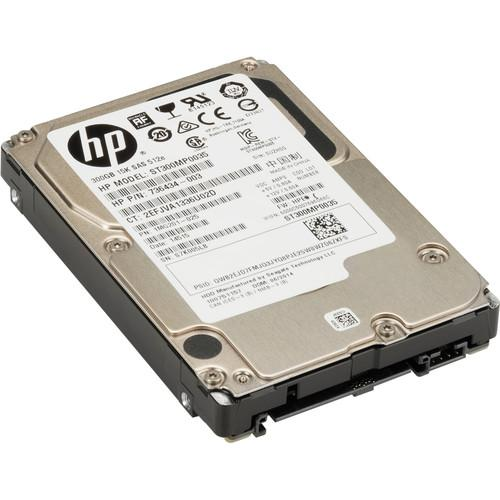 HP 300GB SAS 15K Small Form Factor Hard Drive L5B74AA