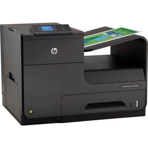 HP Officejet Pro X451dn Network Color Inkjet Printer CN459A