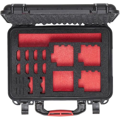 HPRC 2350GP Hard Case with Foam Interior for 3 GoPro HPRC2350GP