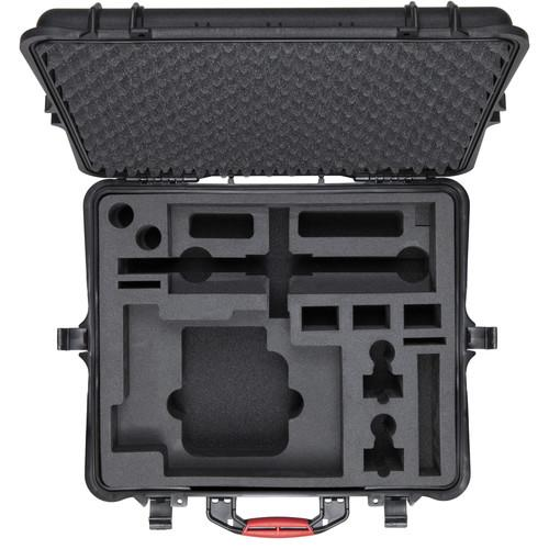 HPRC HPRC2700W Wheeled Hard Case with Foam for DJI HPRC2700WROM