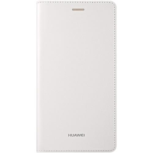 Huawei Leather Flip Case for P8 Lite P8-LITE-LEA-CASE-WHITE