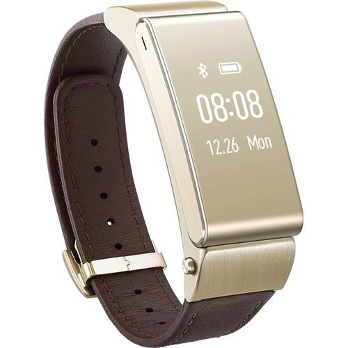 Huawei TalkBand B2 Smartwatch (Gold) B2-ELITE-GOLDEN