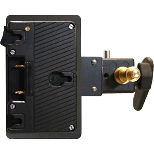 Ianiro Super Clamp with Gold Mount Battery Plate 7016