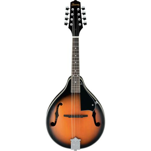 Ibanez M510E A-Style Acoustic/Electric Mandolin M510BS