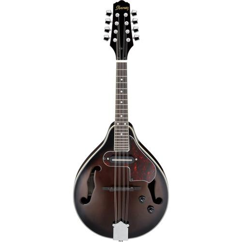 Ibanez M510E A-Style Acoustic/Electric Mandolin M510EDVS