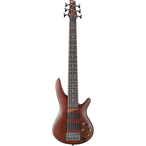 Ibanez SR Series - SR506 - 6-String Electric Bass Guitar SR506BM