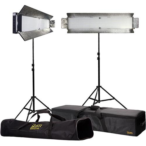ikan IDMX1500-v2 Two Light Kit IDMX1500-V2-2PT-KIT