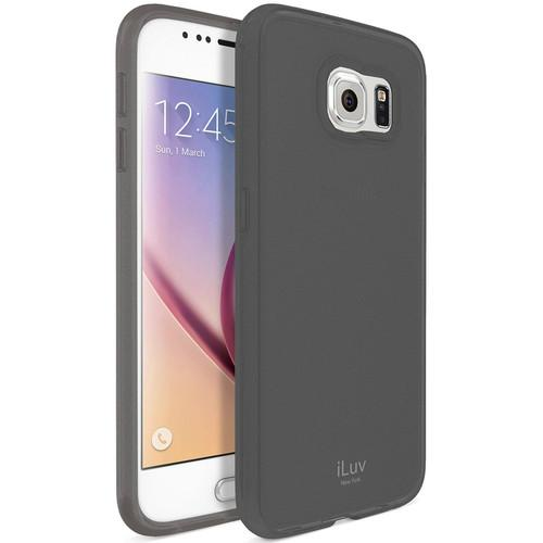iLuv  Gelato Case for Galaxy S6 (Black) SS6GELABK